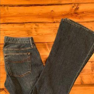 GAP denim flare boot cut jeans